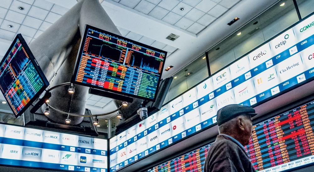 Bolsa de valores: ofertas podem ser destinadas ao público em geral ou exclusivamente para investidores profissionais (Marivaldo Oliveira/Estadão Conteúdo)