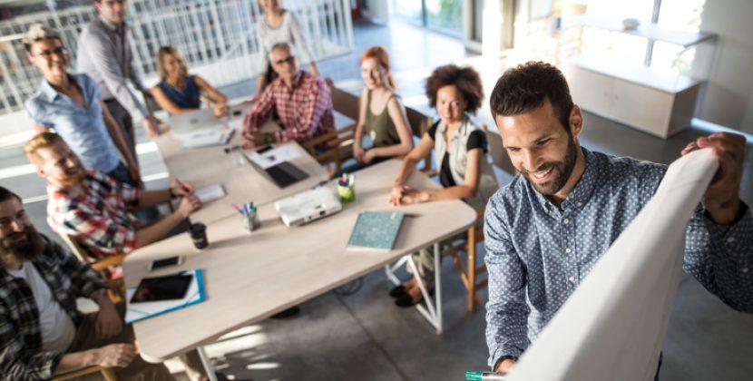 Como definir metas inteligentes para pequenas equipes?