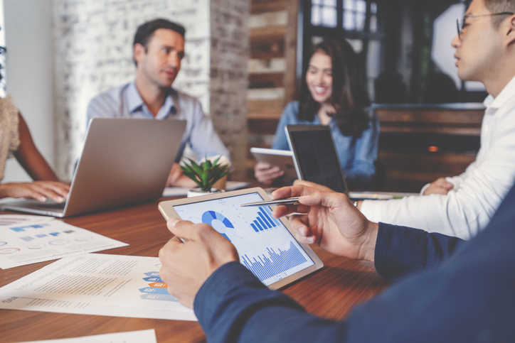 software de gerenciamento financeiro